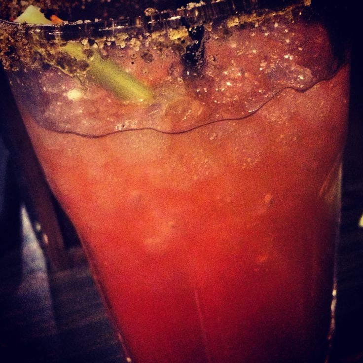 Caesar at The Canadian Brewhouse  Edmonton