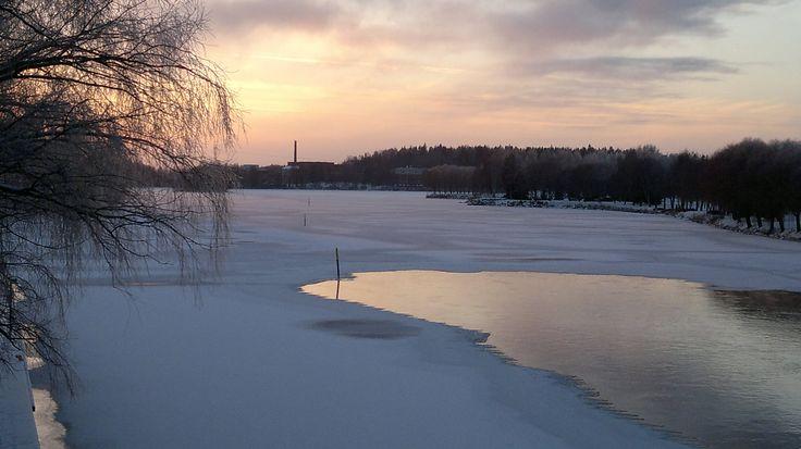 Talvi-iltaa