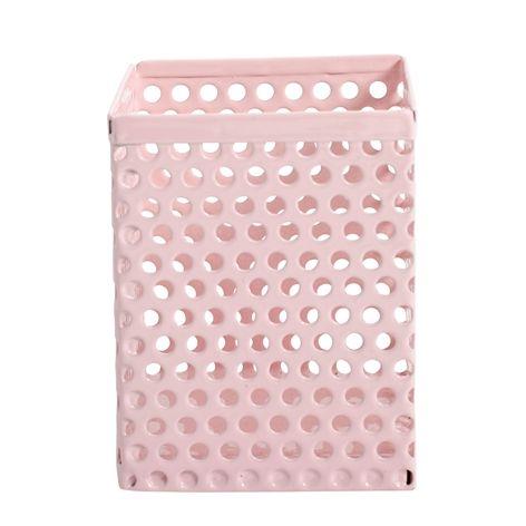 Förvaringsbox PEG rosa