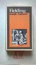 Joseph Andrews - Henry Fielding - I grandi libri Garzanti