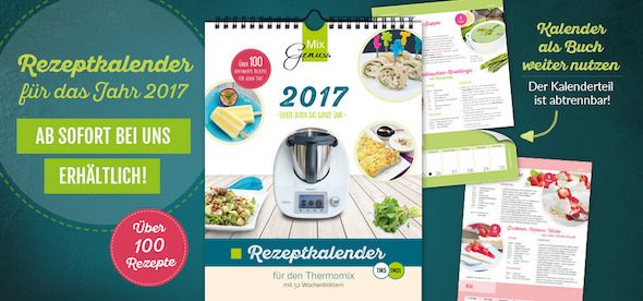 Thermomix Kalender 2017