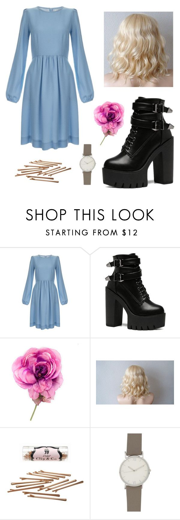 """""""Emma: Miss Peregrine's Home For Peculiar Children"""" by hollyskinner01 ❤ liked on Polyvore featuring Gucci, L. Erickson and vintage"""