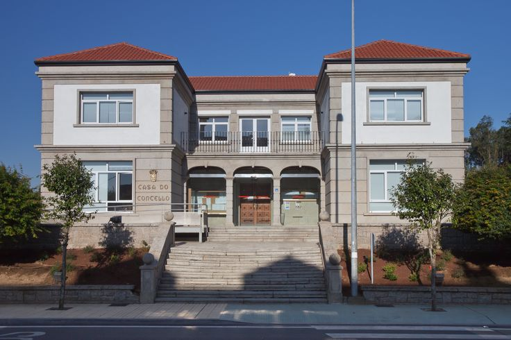 Casa del Concejo de Teo, La Coruña
