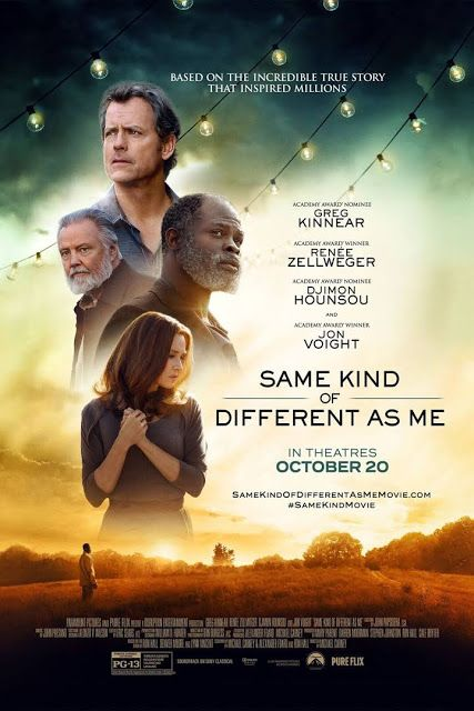Same Kind Of Different As Me (2017) [ - Christian And Sociable Movies