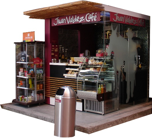 Juan Valdez ® - Juan Valdez® Abre Nuevas Tiendas en Colombia. If you come to visit us, you can enjoy one of our best coffee in place like this. They are located in many commercial centers, and airports.