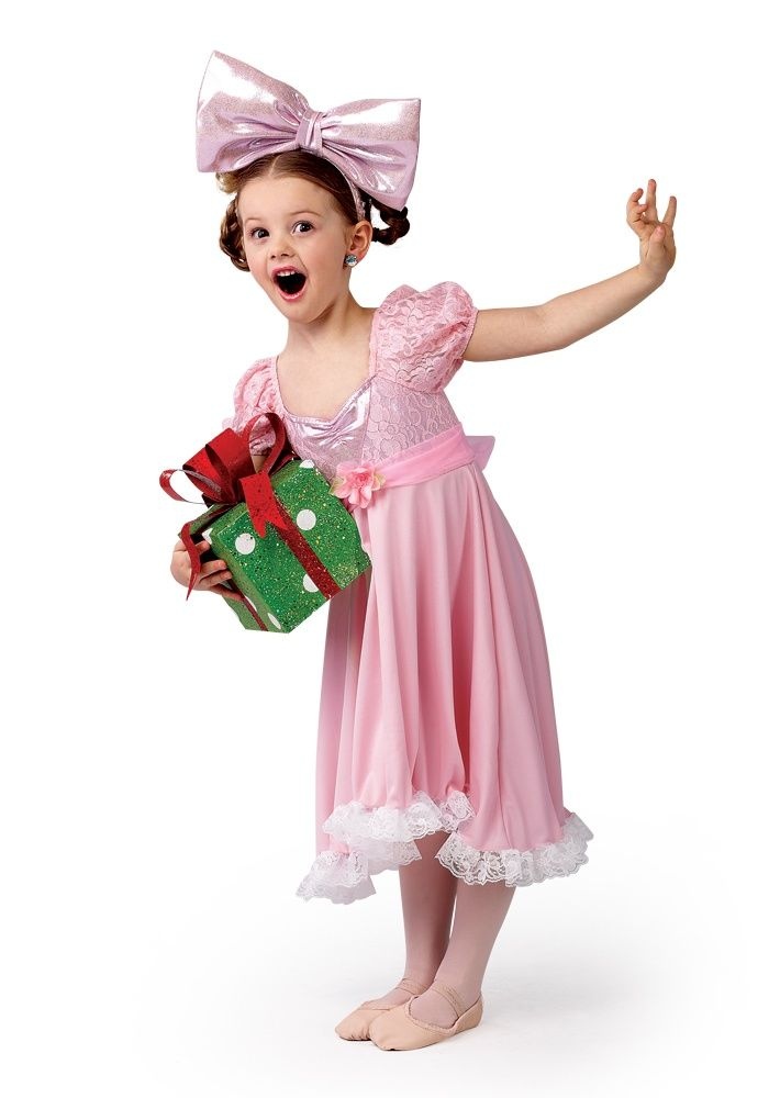 Image result for cindy lou who costume headband