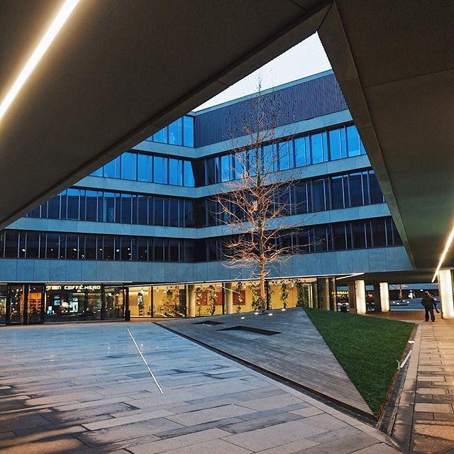 Urban ARCHITECTURE👣   Wilanów. Good night 🌓  .  .  .  .  .  #szczyptasmaq#warsaw#wilanow#poland#urbanstyle#architecture#city##archdaily#archidesign#citystyle#mycity_life#cityphotography#interiordesign#interior#instagood#wilanów#warszawa#goodnight#nigh#thedeep#instamood#urbangarden#treestagram#tree#office#officestyle#olympusomd#omd#olympusomd5#olympusomd5markii