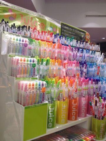 ~NaiNai~ : New: Uniquely coloured pens - Pilot juice pens at ...