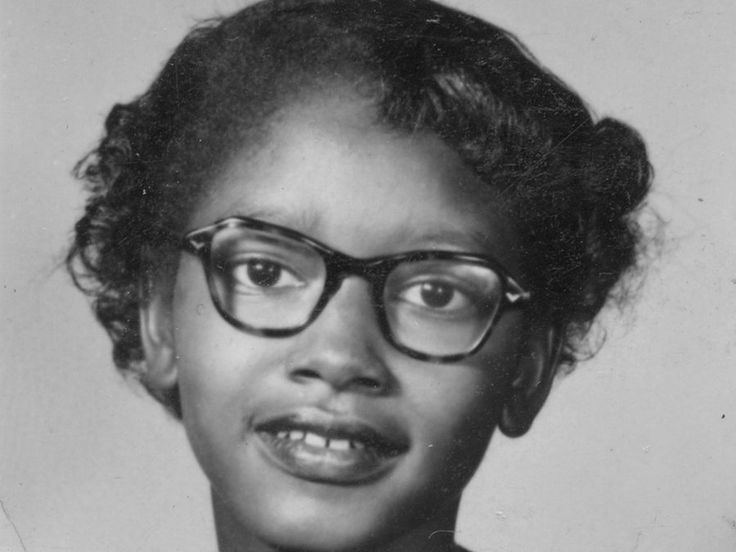 Before Rosa Parks, A Teenager Defied Segregation On An Alabama Bus ...