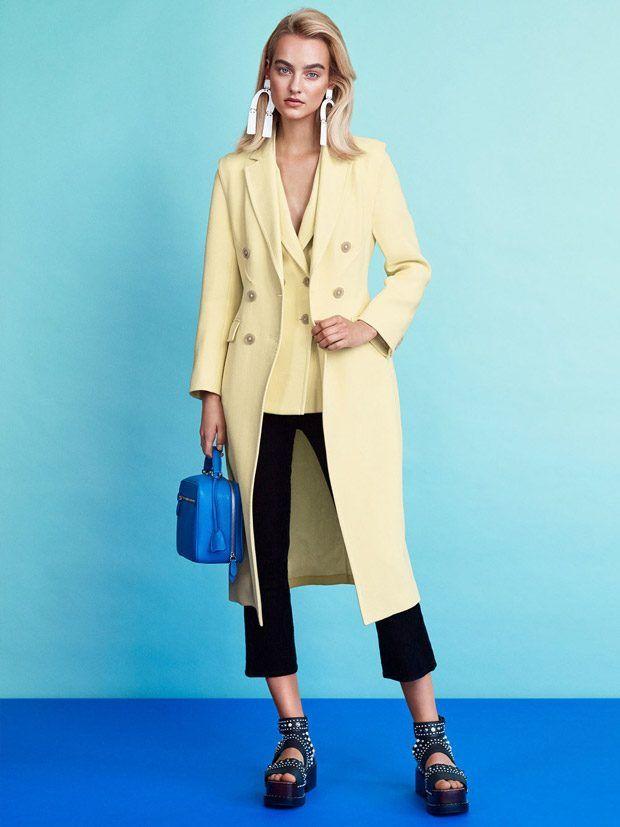 Colour Coded: Maartje Verhoef Stars in Harper's Bazaar US March 2017 Issue