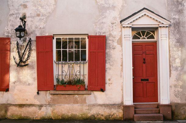 Charleston SC | Map & Menu