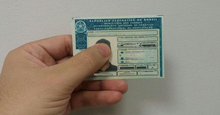 Detran abre inscrição para quem quer tirar carteira de motorista de graça