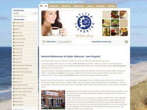 Über den Anbieter Sylter Teekontor Sylt  Cistustee