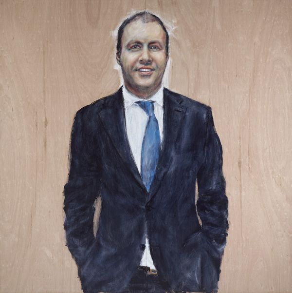 Polymath by Camillo De Luca The judges have had their say - but what do you think? Choose the Archibald Prize finalists you like in our people's choice gallery.