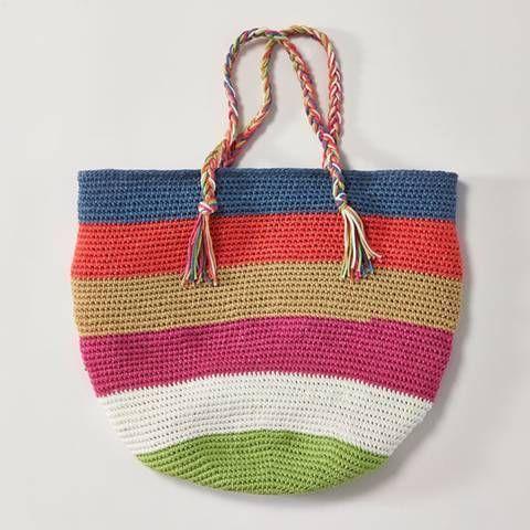 Häkelmuster: Tasche häkeln – eine Anleitung
