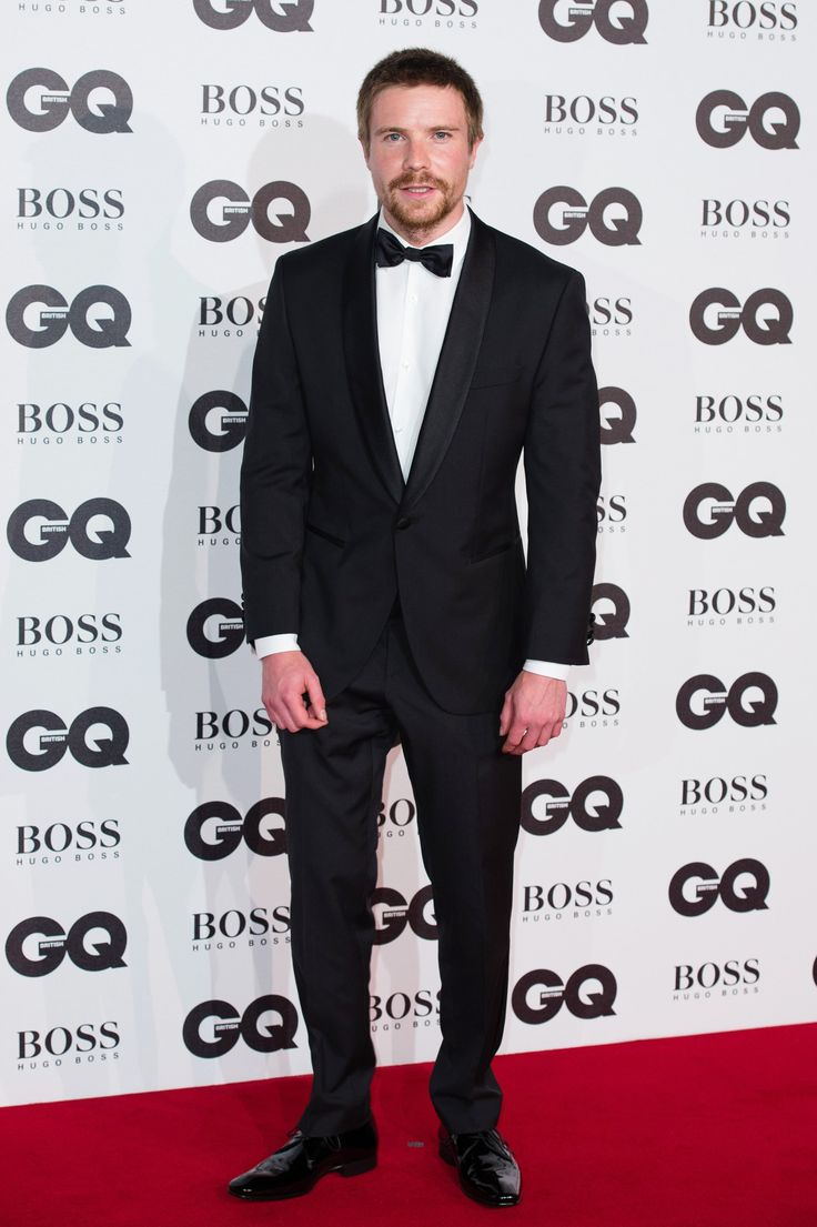 Joe Dempsie aux GQ Men of the Year Awards 2016