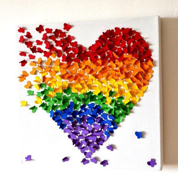 *** RAINBOW GIFTS *** par BIJOUX LIBELLULE sur Etsy