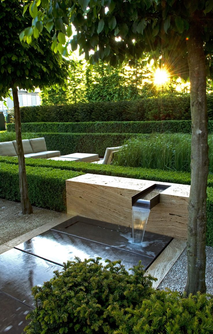 Modern garden design with pool - Best 25 Modern Garden Design Ideas On Pinterest Modern Gardens Garden Design And Contemporary Garden Design