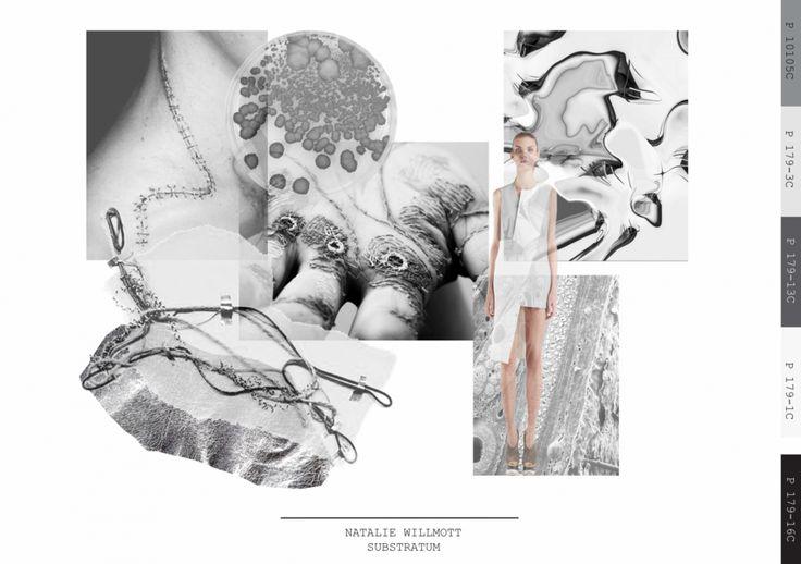 2016 Natalie Willmott Fashion and Textile Design