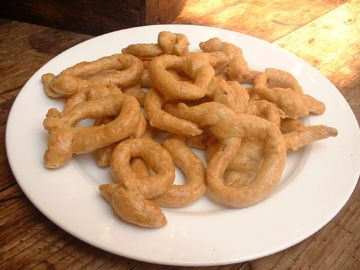 TARALLI PUGLIESE by Gina DePalma, Pastry Chef, Babbo