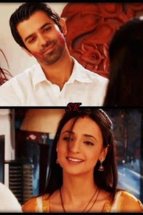 arnav & khushi they are so lovely ...