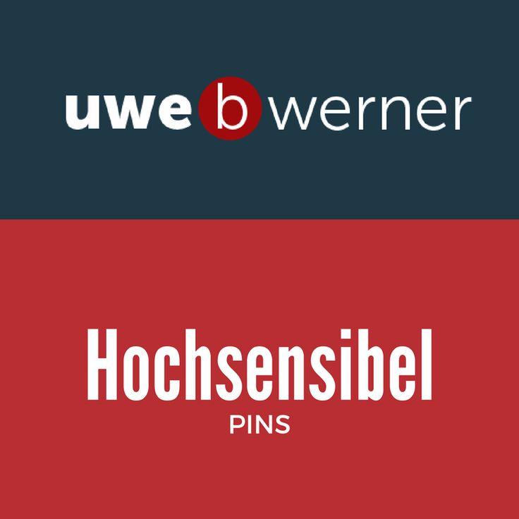 Pinnboard zum Thema Hochsensibilität, HSP, Hochsensibel, Highsensitiv