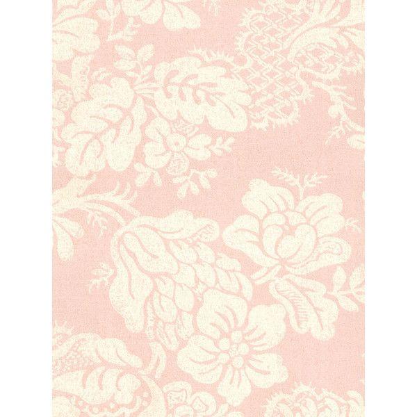 Light Pink Cream Damask Wallpaper A513f Da2391