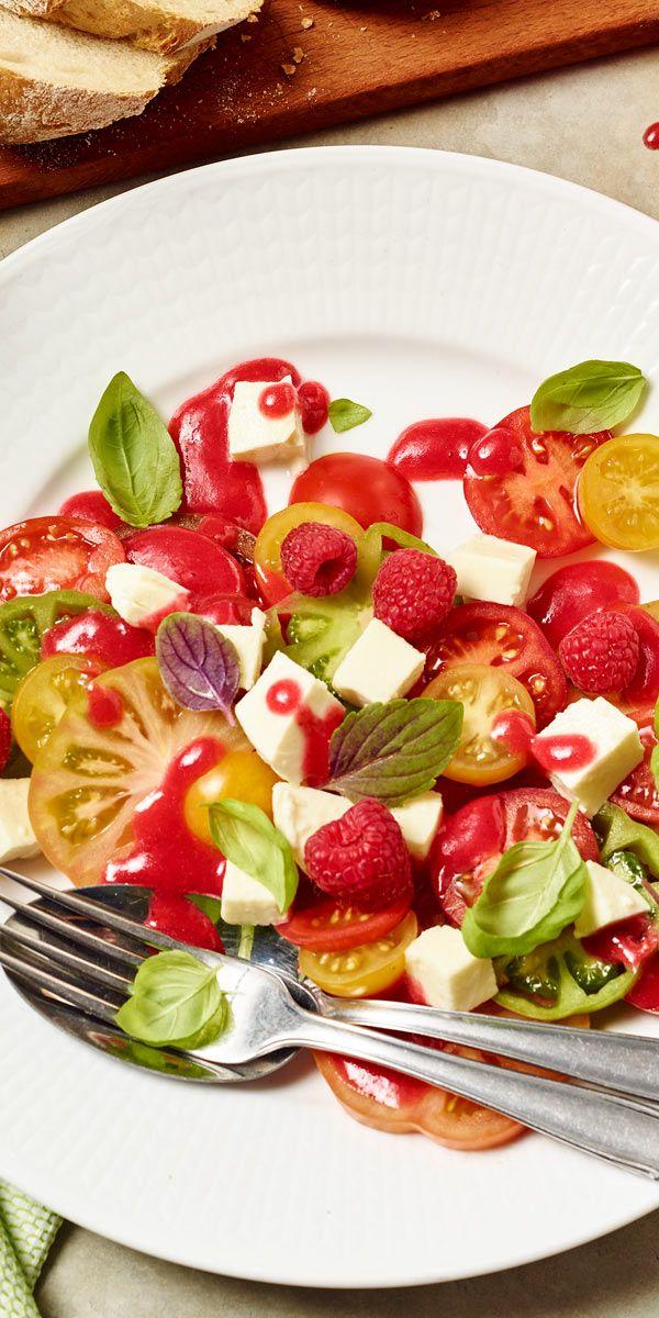 die besten 25 tomaten mozzarella salat ideen auf. Black Bedroom Furniture Sets. Home Design Ideas