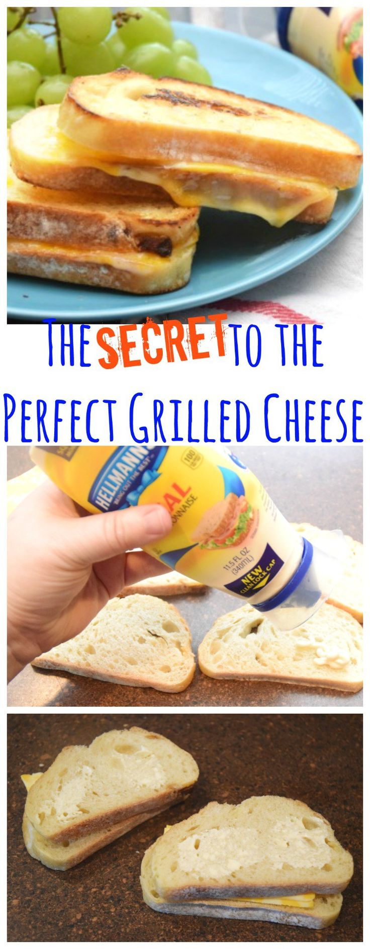 Grilled Cheese is perfect for a snack, lunch, or even dinner! And everybody loves it from kids to grownups.  Do you know the secret to a perfectly crisp grilled cheese? Come see! #ad #MakeMoreofMealtime