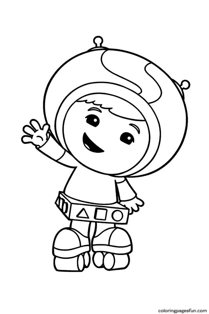 Free Printable Team Umizoomi Coloring Pages For Kids Team Umizoomi Coloring Pages Cool Coloring Pages