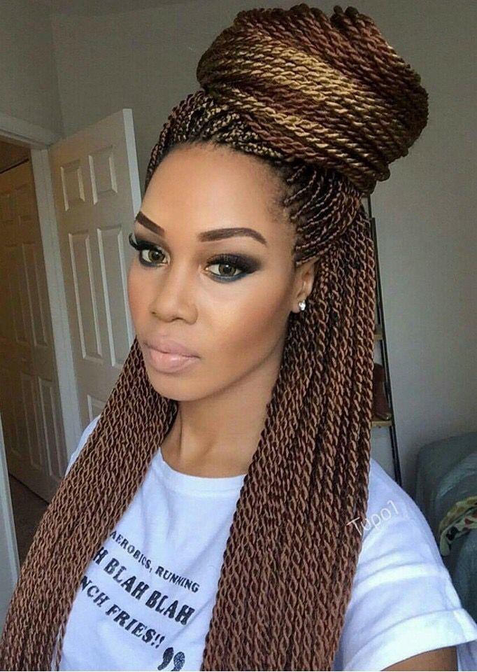 pin felicia williams braids