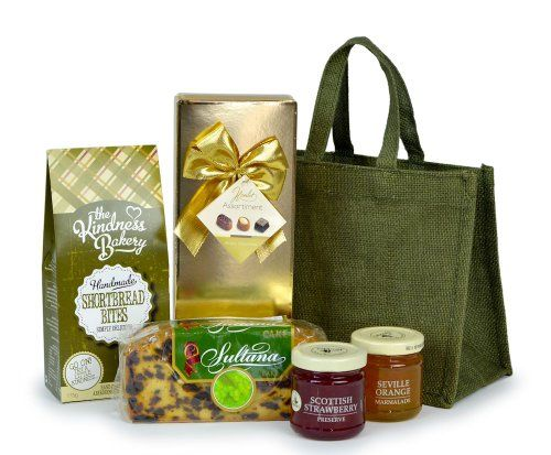 From 19.54 A Wee Scottish Hamper