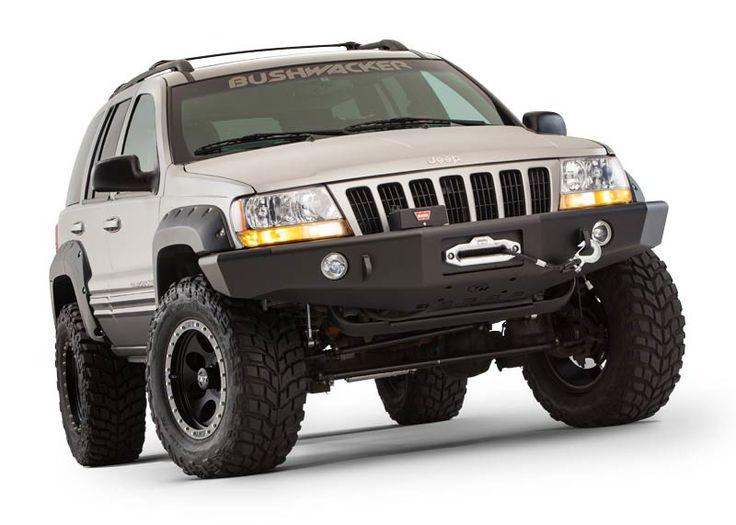 Trailready wj bumper jeep grand cherokee jeep grand 04