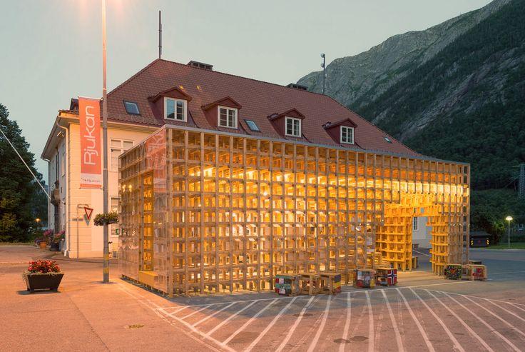 Galería - Rjukan Town Cabin / Rallar Arkitekter - 11