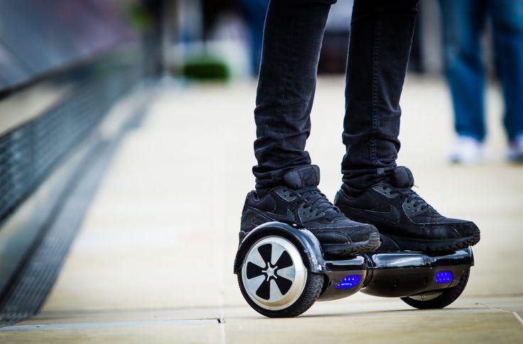 Votre hoverboard a pris feu ? Quelques conseils utiles… #hoverboard #technologie #skate #electrique