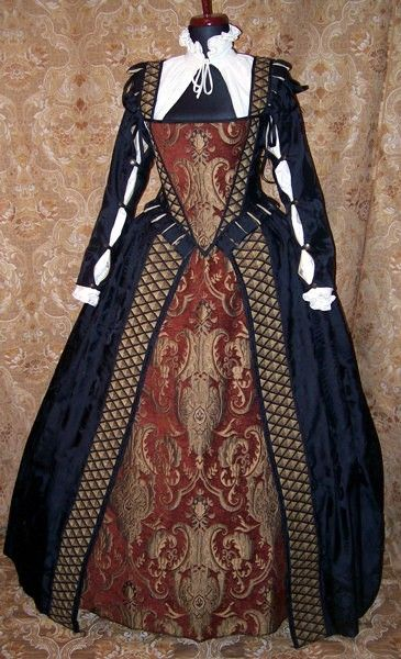 Gowns & Custom Commissions - Venefica Clothing & Corsetry