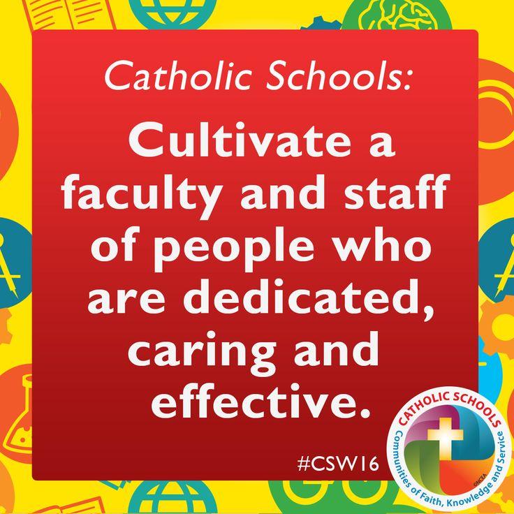 65 best Catholic Schools Week images on Pinterest School week - best of catholic in good standing letter