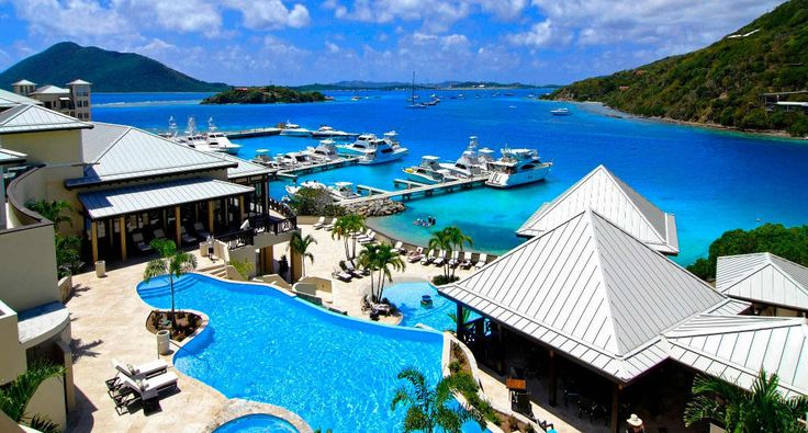 British Virgin Islands Resorts | Scrub Island Resort | BVI Luxury Resort