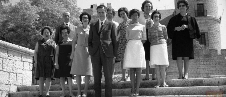 Archiveras de Simancas 1968.  #archivos #mujeres #historia
