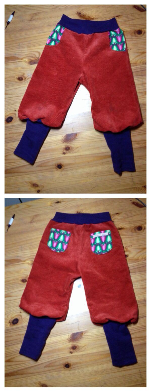 Frida Knickerbocker again. Love this pattern.
