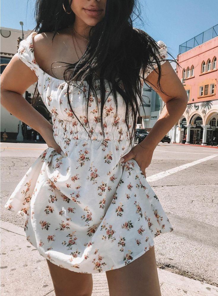 The Ironic Mini Dress White US 0 / White White mini