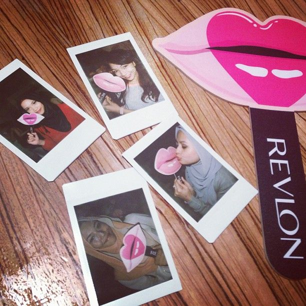 "@sabrinatajudin's photo: ""We have so much fun! Thank you girls! #revlon #mivva"""