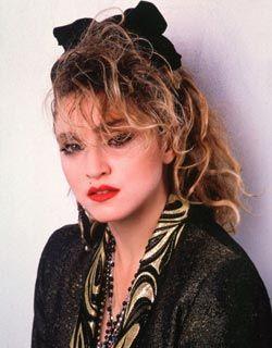 Madonna dans les années 80