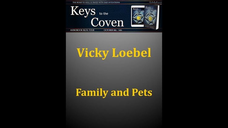 Author Interview with Vicky Loebel Part two