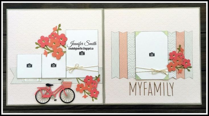 CTMH Scrapbook, see jennsmithctmh for guide