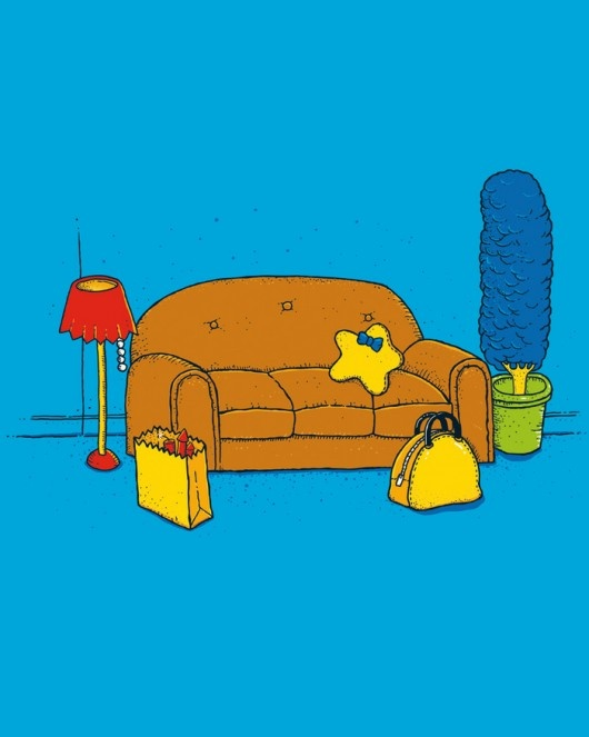 The Simpsons!