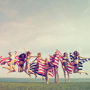 Taylor Swift Has an Early Fourth of July Party And It's as Amazing as You Think It Would Be