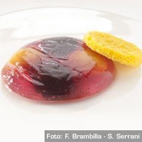 Zuppa inglese in bolla… Chef Franco Aliberti