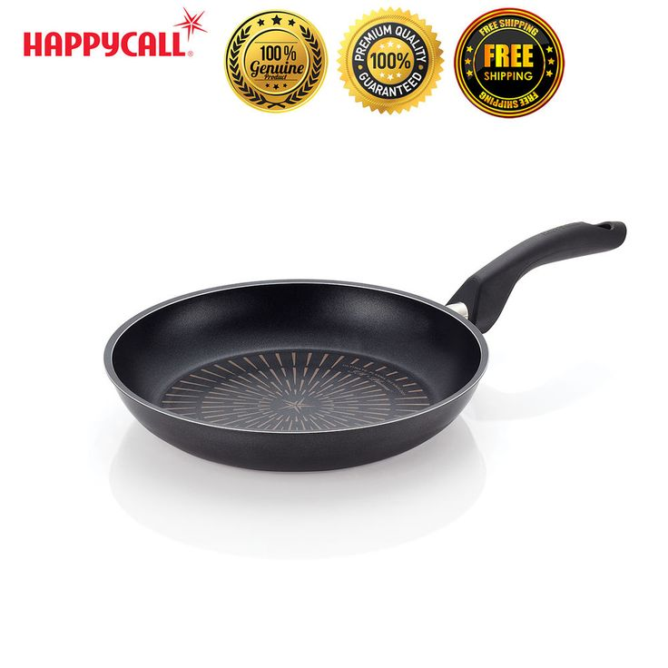 "Happycall Nonstick Plasma Induction Titanium 12.6"" Best Frying Pan Culinary tool #Happycall"