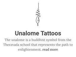 The Corkscrewed Spire of Enlightenment — Unalome Tattoos